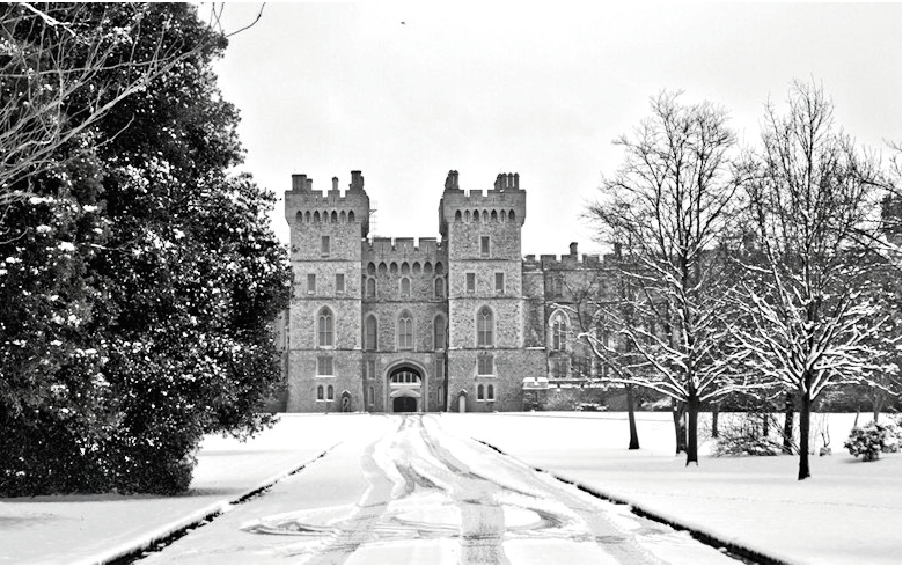 Windsor – A Winter Wonderland